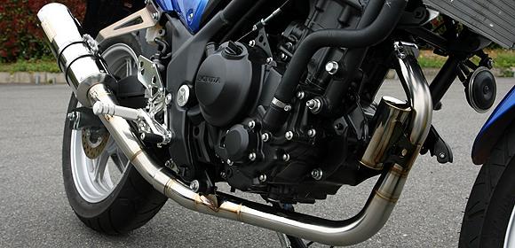 【MORIWAKI】ZERO RACING 全段排氣管 - 「Webike-摩托百貨」