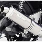 【MORIWAKI】ZERO 全段排氣管 【白鈦色】