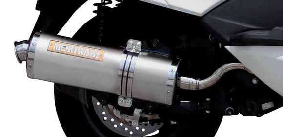 【MORIWAKI】ZERO TD WT S/O 排氣管尾段 - 「Webike-摩托百貨」