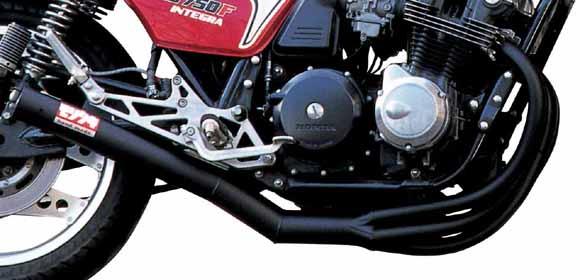 【MORIWAKI】One piece 全段排氣管 黑色 - 「Webike-摩托百貨」