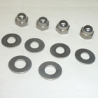 cuby Bag Nut & Washer for Stainless Steel Rear Suspension