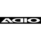 【ADIO】ADIO logo貼紙(中)