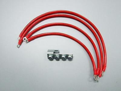 PCX125 150 負極搭鐵線套件