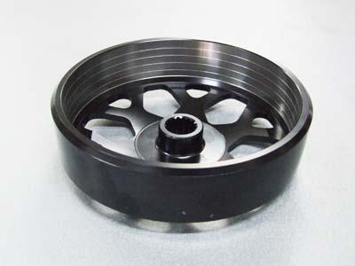 BWS125 Fi CNC切削加工高性能 離合器外鼓(碗公)