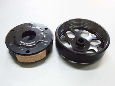 AXIS TREET125 Fi 高性能強化離合器 離合器外鼓(碗公)組