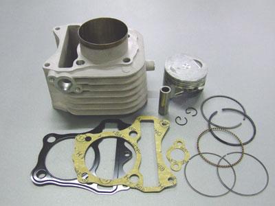 ADDRESS V125 陶瓷汽缸 161cc 加大缸徑套件