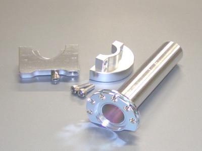 PCX125 鋁合金切削加工快速油門套件