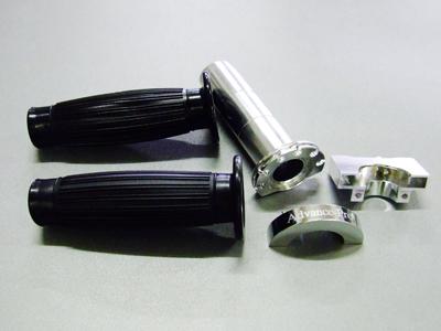DIO110 Fi 鋁合金切削加工 軸承型 快速油門套件