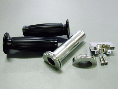 ADDRESS V125 鋁合金切削加工 軸承型 快速油門套件