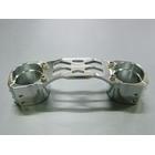 【ADVANCEPro】ADDRESS V125 鋁合金切削加工 前叉穩定器(手銬) 電鍍款式