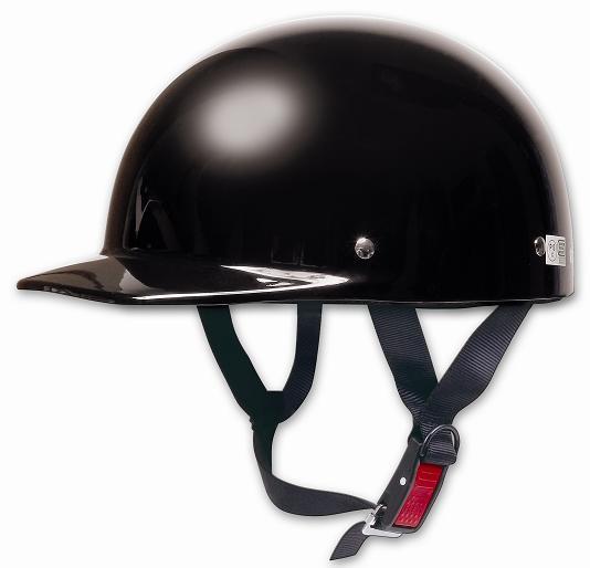 Comfort Helmet Half cap 半罩安全帽 Black