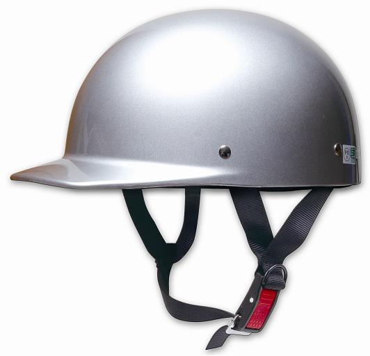 Comfort Helmet Half cap 半罩安全帽 Silver