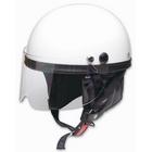 【PALSTAR】Comfort Helmet Shield Vintage 復古風鏡安全帽 White