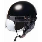 【PALSTAR】Comfort Helmet Shield Vintage 復古風鏡安全帽 Black