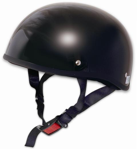 Comfort Helmet Duck tail半罩安全帽 Black
