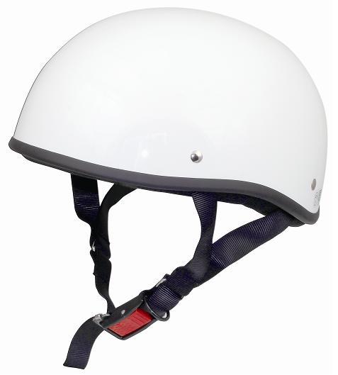 Comfort Helmet Duck tail半罩安全帽 White