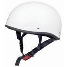 【PALSTAR】Comfort Helmet Duck tail半罩安全帽 White
