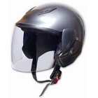 【PALSTAR】Comfort Helmet Family Jet 可掀式安全帽Gun Metallic