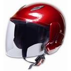 【PALSTAR】Comfort Helmet Family Jet 可掀式安全帽Candy Red
