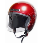 【PALSTAR】Comfort Helmet Full Face 可掀式安全帽 Candy Red