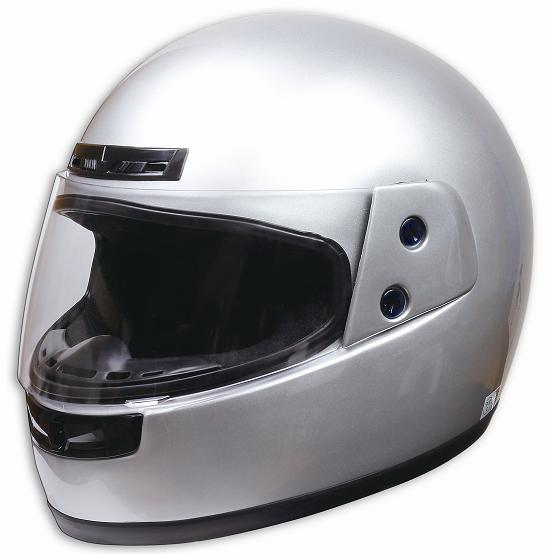 comfort helmet full face 全罩安全帽 silver