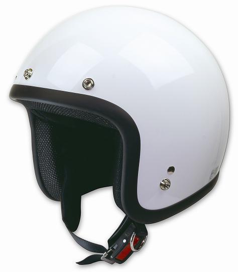Comfort Helmet Small Jet 小型四分之三安全帽 White