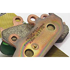NEWFREN Sintered brake pad