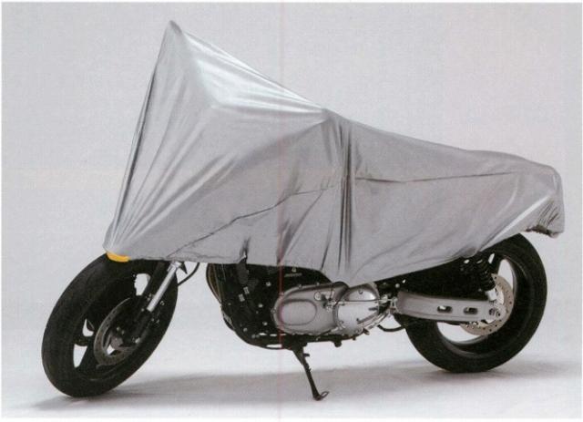 攜帶型摩托車半罩