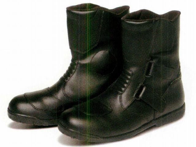 騎士防潑水短靴