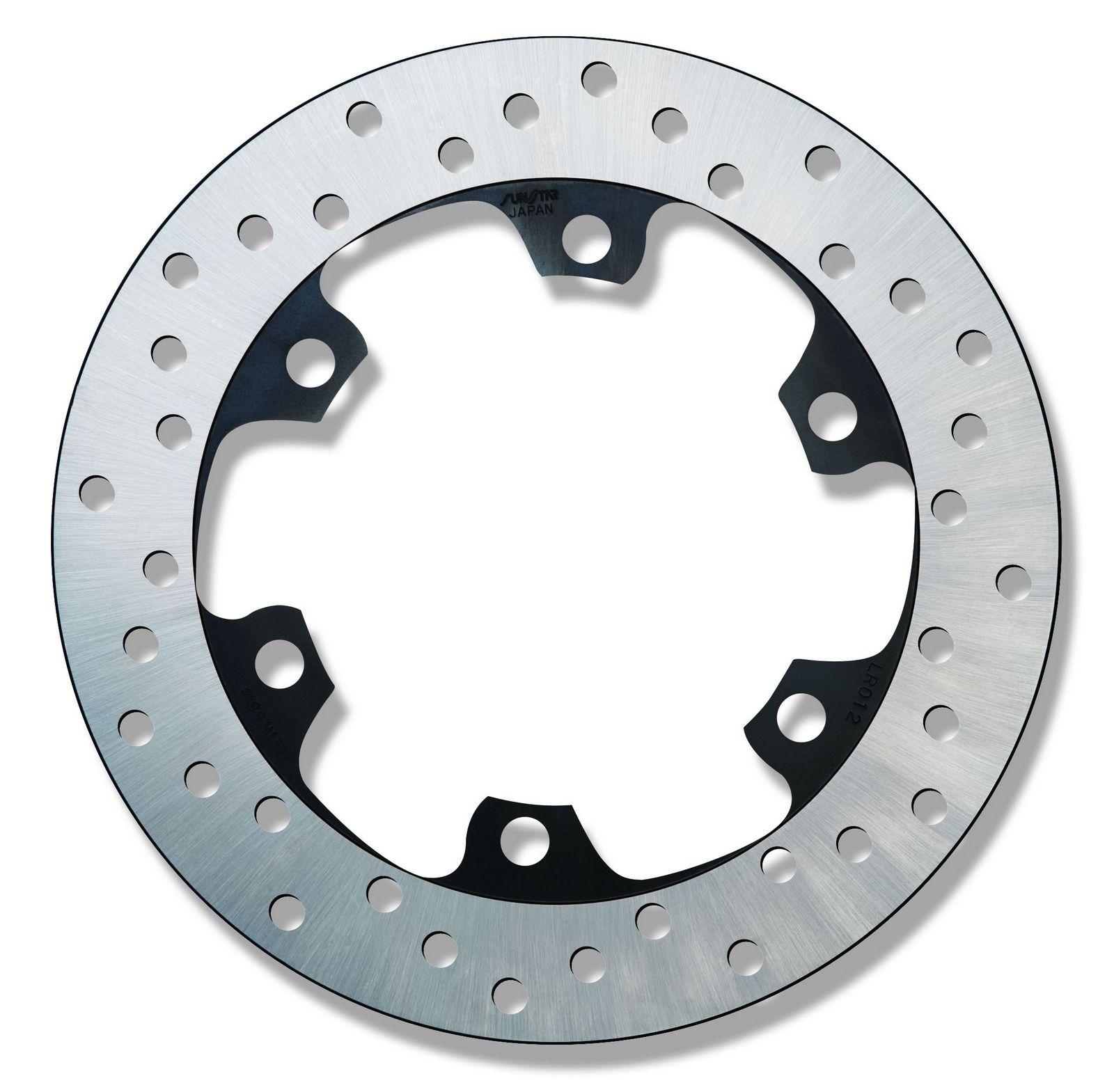 【SUNSTAR】高級競賽型後煞車碟盤 - 「Webike-摩托百貨」