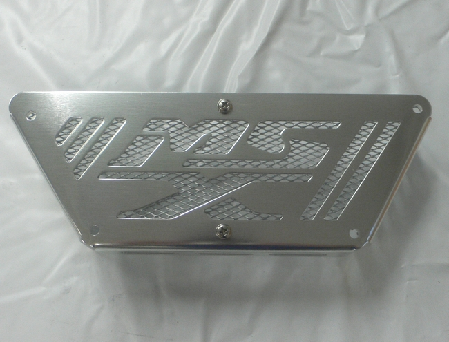 H2C鋁合金空濾外蓋