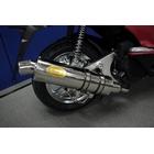 【Arcadia】EVO Racing 不銹鋼全段排氣管 OVER Type