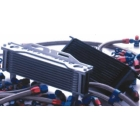 EARLS Oil cooler - Full System ThermoStud mounting BlackHose specification