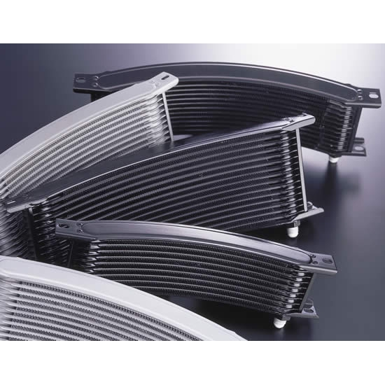 EARLS Round - Oil cooler - Full System Specification Cover BlackHose