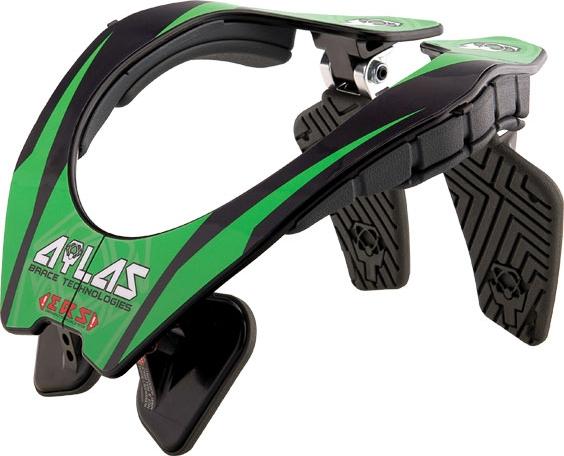 【ATLAS】護頸用品 圖形貼紙套件 - 「Webike-摩托百貨」