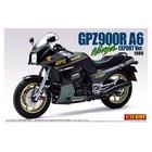 【青島文化教材社】[模型車] KAWASAKI GPZ900R Ninja A6外銷樣式