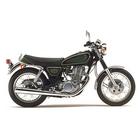 【青島文化教材社】[Naked模型車] YAMAHA SR400S (附Custom parts)