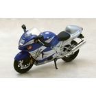 【青島文化教材社】[完成品模型車] SUZUKI GSX1300R HAYABUSA