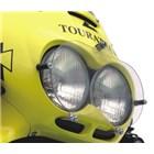 【TOURATECH】頭燈護片