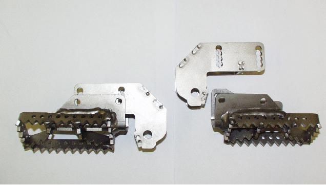 【TOURATECH】調整型 加寬腳踏 (方形) - 「Webike-摩托百貨」