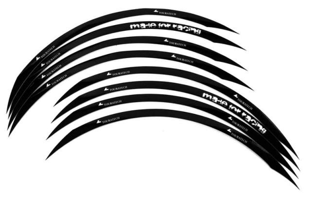 【TOURATECH】輪框貼紙 - 「Webike-摩托百貨」