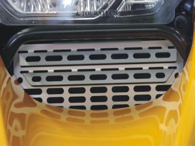 機油冷卻器保桿