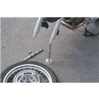 【TOURATECH】携帶型 前輪支架