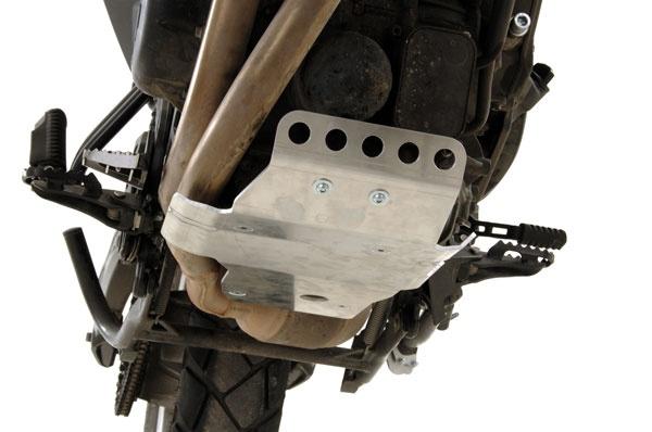 引擎下護板 (小型)