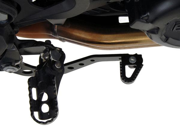 【TOURATECH】可折式 煞車踏板 - 「Webike-摩托百貨」
