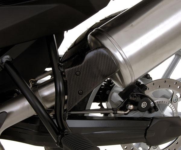 碳纖維 排氣管防燙蓋