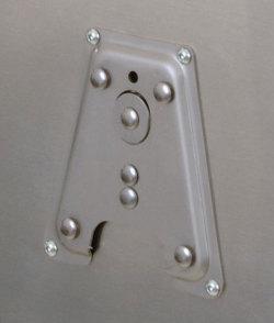 ZEGA-PRO 轉換器用底座面板