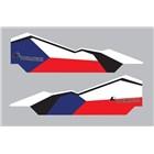 【TOURATECH】ZEGA PRO用世界國旗貼紙