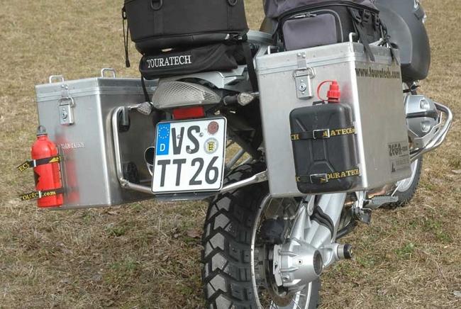 【TOURATECH】ZEGA鋁合金馬鞍箱 Pannier System  - 「Webike-摩托百貨」