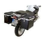 【TOURATECH】ZEGA-PRO「And-black」Pannier System 馬鞍箱